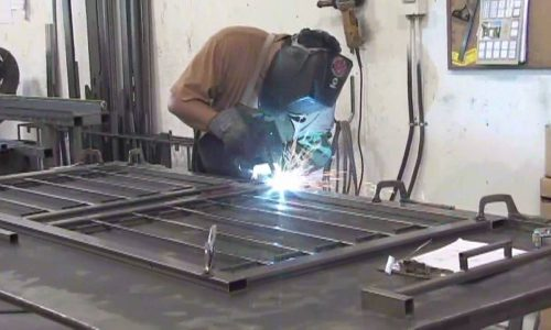 Structure Welding