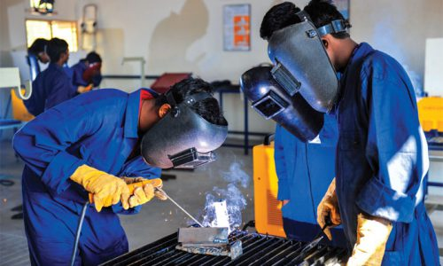 Industrial Fabrication & Welding